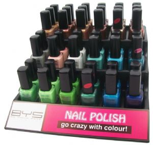 <b>Spring/Summer 2012 Nail Polish Selections - Tray 3</b>